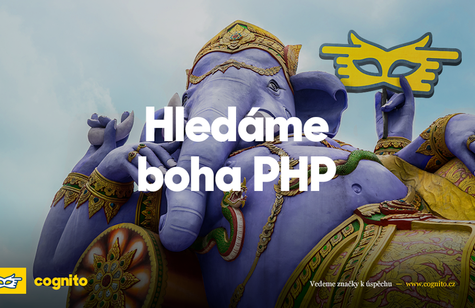 Cognito – hledáme boha PHP